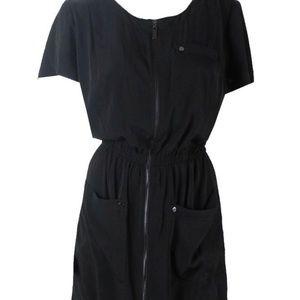 Alfani zip up dress